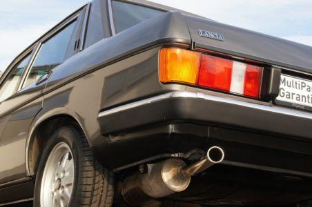 1985 Lancia Trevi rear corner close up