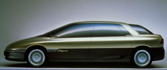 1988 Renault Megane concept car
