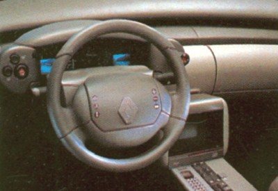 1988 Renault Megane IP