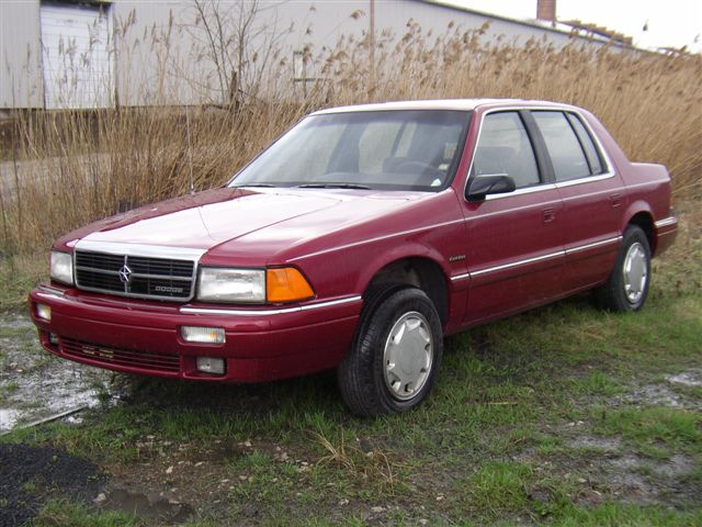 1991 Dodge Spirit