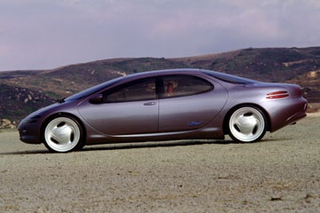 1992 Chrysler Cirrus conceptcar. Ever heard of bait and switch?