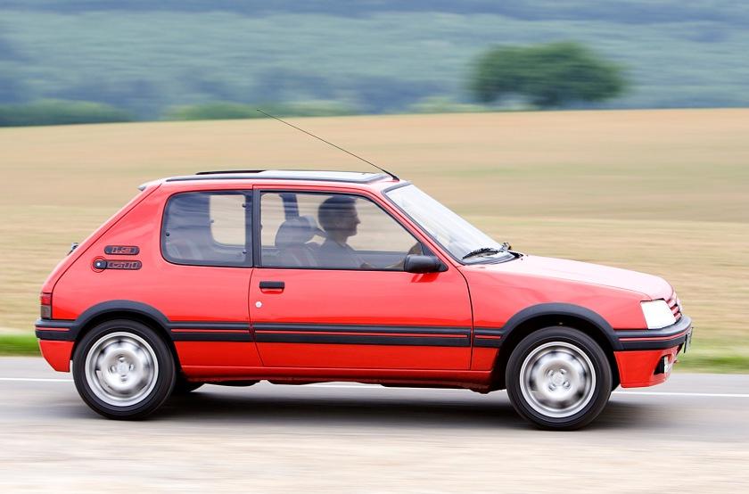 1993 Peugeot-205-GTi-10