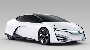 2013 Honda FCev concept car