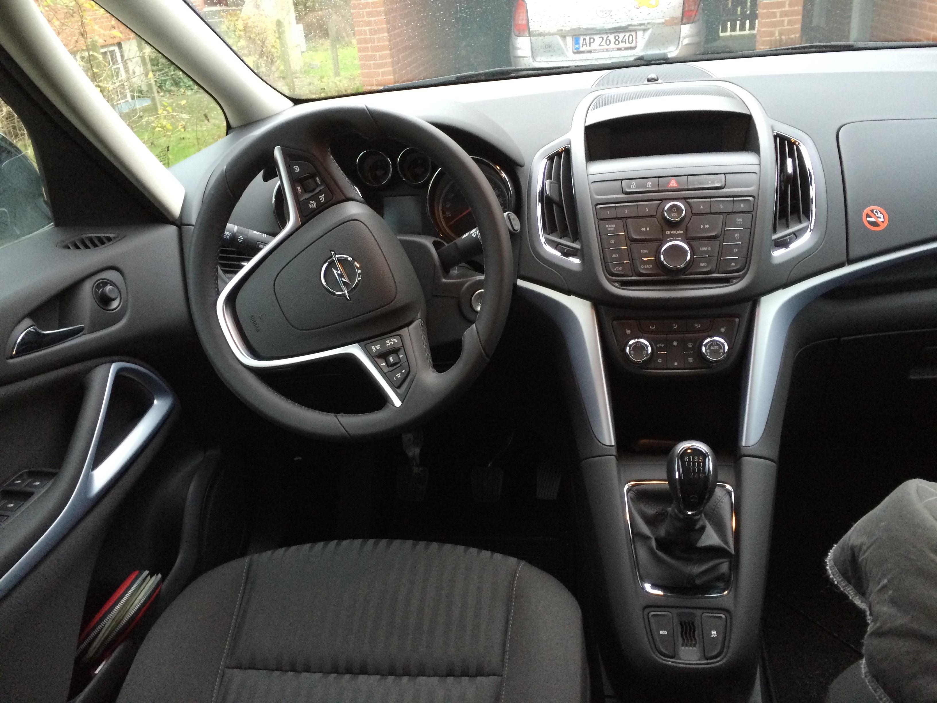 2014 Opel Zafira 20 Cdti Ecoflex Roadtest Driven To Write
