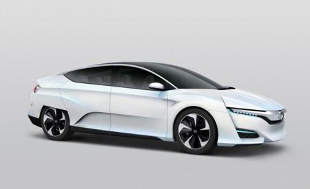 2015 Honda FCev