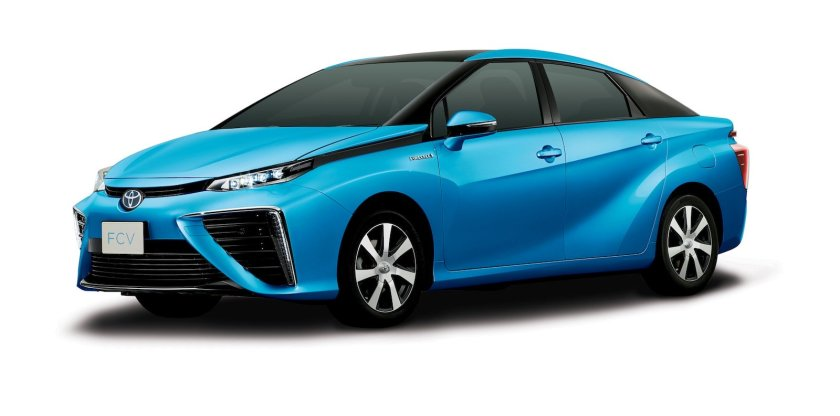 Toyota Mirai: not quite as attractive?