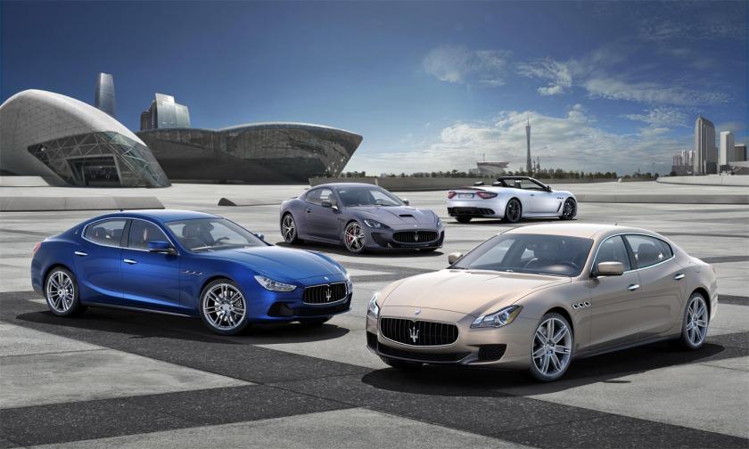 Maserati-range-2014