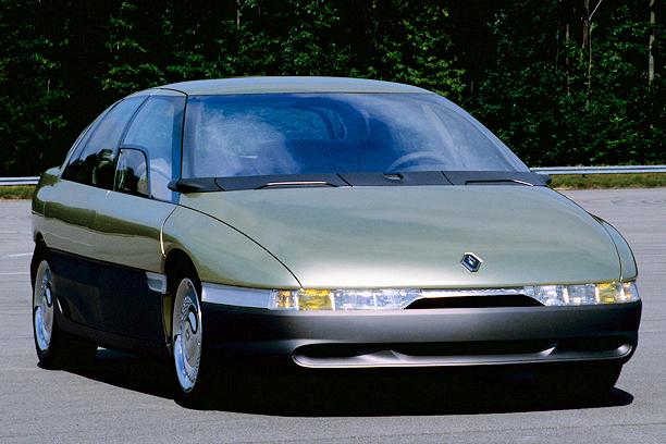 1998 Renault Vel Satis Concept Car Driven To Write