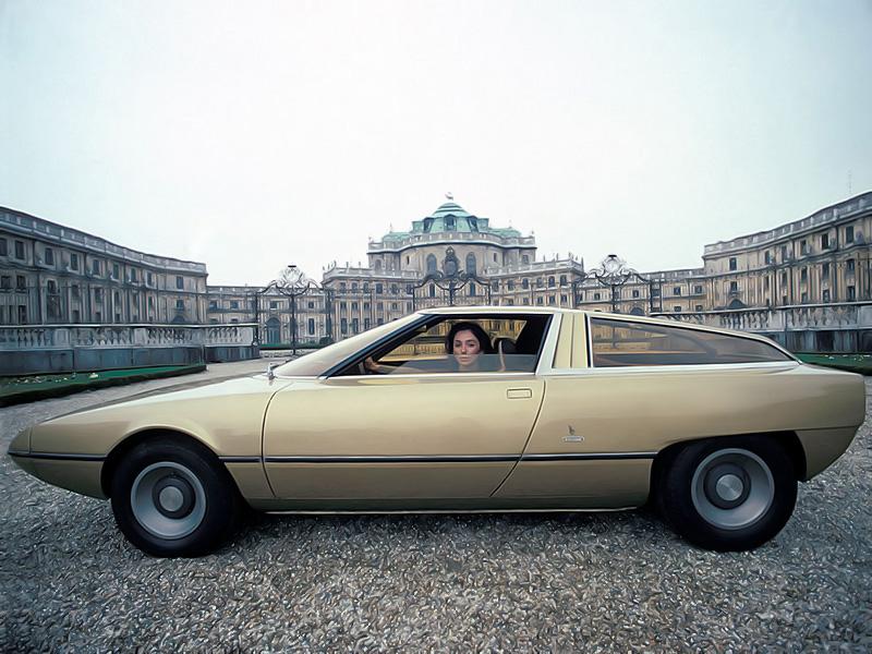 1972 Citroen GS Camargue concept