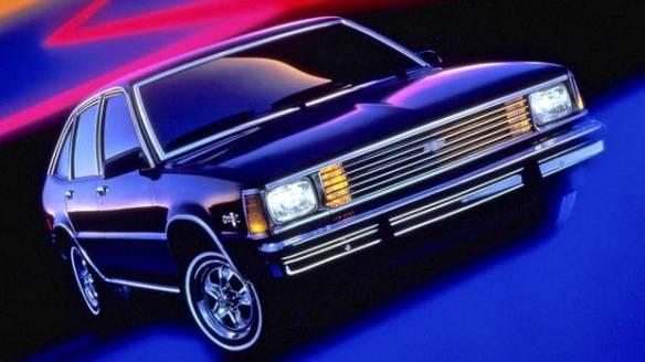 Press Photo For The Day: 1980 Chevrolet Citation