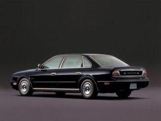 Nissan President. Image: noticias.coches