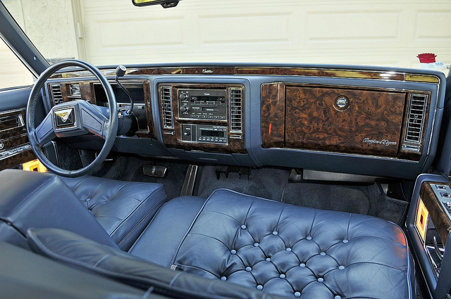 Theme Dashboards Be Careful What You Wish For on 1984 buick regal interior