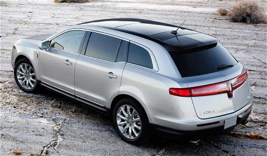 2010 Lincoln MKT: not popular.