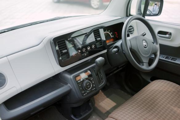 2010 Nissan Moco: look at that cloth. It´s brilliant.