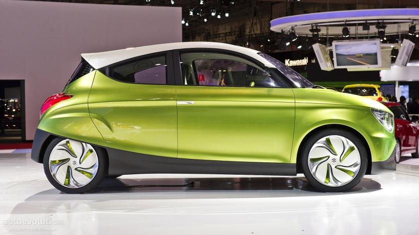 2011 Suzuki Regina concept car