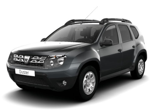 2014 Dacia Duster. Just under £10,000 for this.