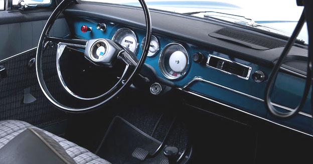 BMW 1500 B – Driven To Write