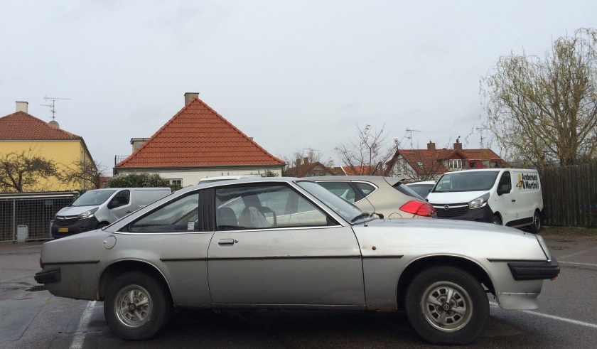 Seen in Kongens Lyngby, Denmark