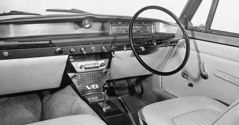 Rover V8 Int