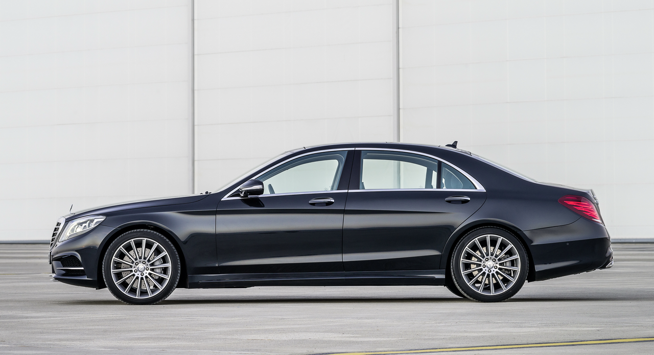 Mercedes benz driven to write for New mercedes benz s class 2014