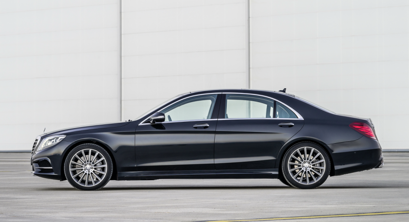 The All New Mercedes-Benz S-Class (2)