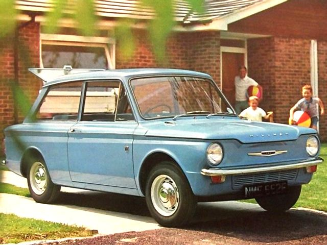 1963 Hillman Imp colour