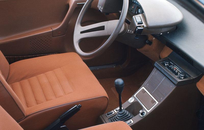 1974 CX interior