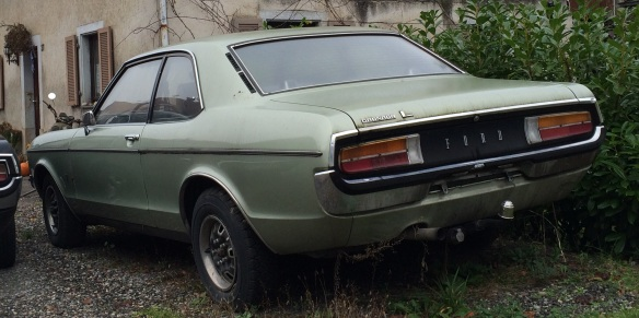 1975 Ford Granada 2.0 L