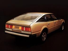 Rover 3500. (c) Readcars