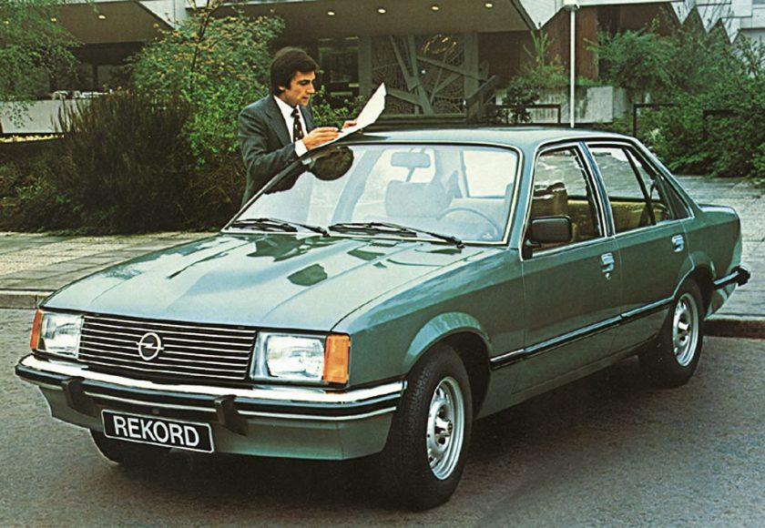 1982 Opel Rekord