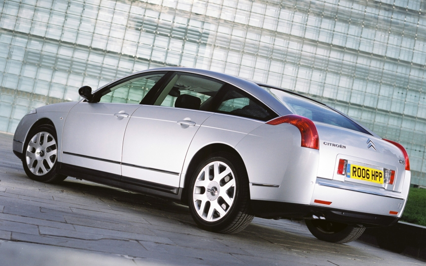 2006 Citroen C6: carmagazine.co.uk