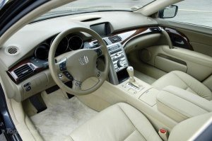 2007 Honda Legend (US market version).