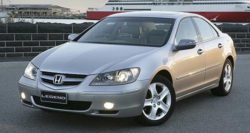 2007 Honda Legend