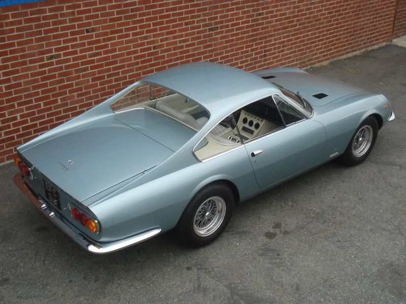 Pininfarina again - the 330 GTC Speciale from 1967