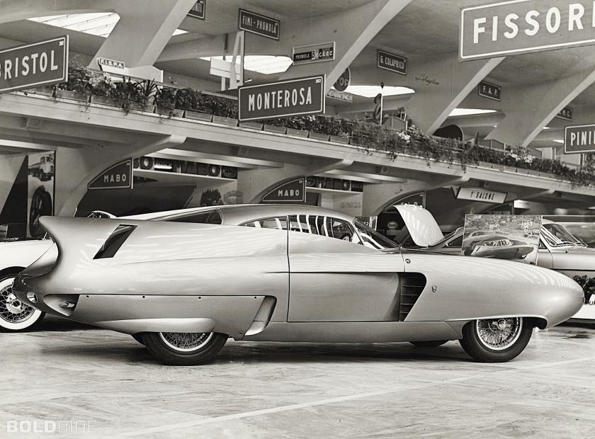 Alfa Romeo BAT 5 - photo via crazywheels