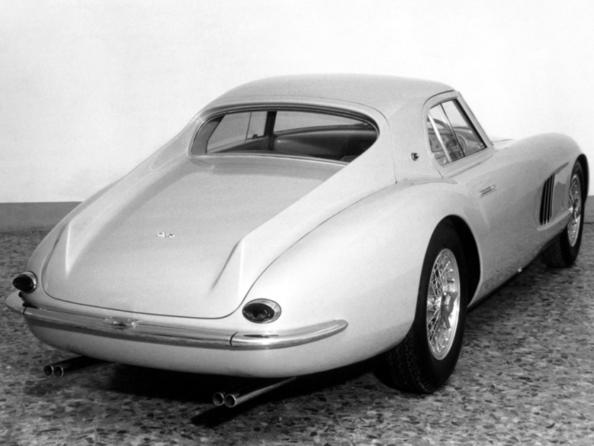The one-off Pininfarina bodied Ferrari 375 MM Speciale