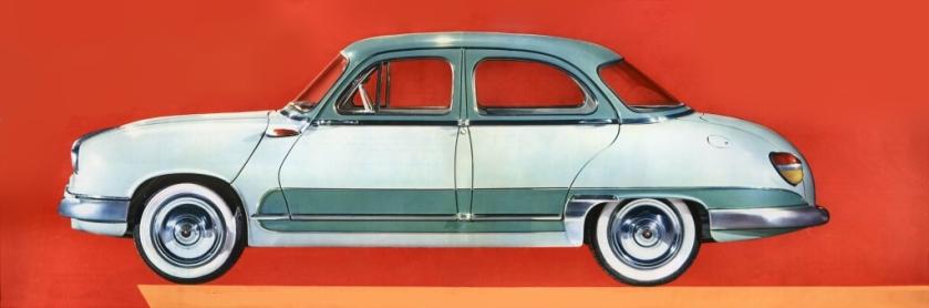 1954 Panhard-Dyna-Z - photo via carpictures