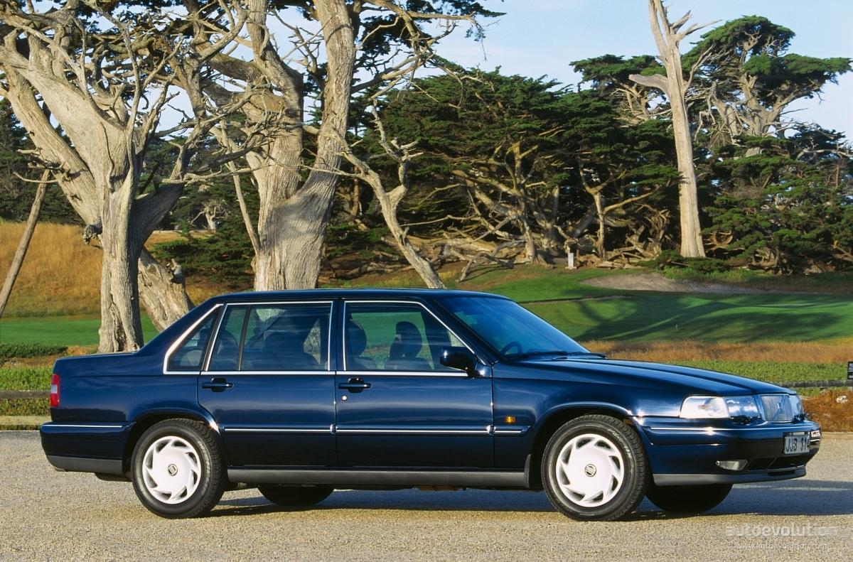 Something Rotten In Denmark: 1991 Volvo 960 Executive