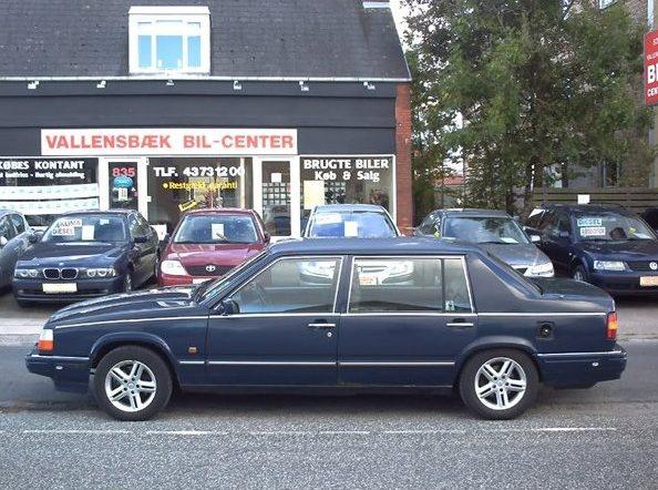 1991 Volvo 960 Executive