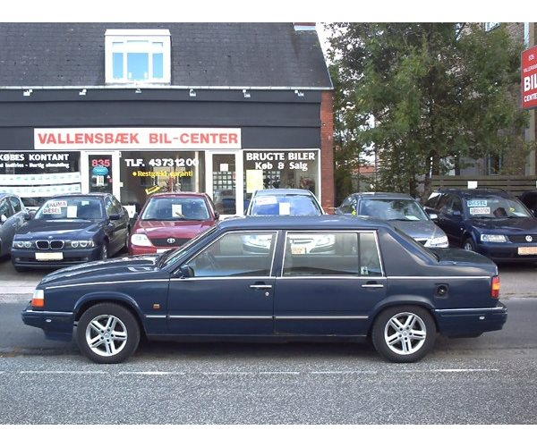 something rotten in denmark 1991 volvo 960 executive driven to write. Black Bedroom Furniture Sets. Home Design Ideas