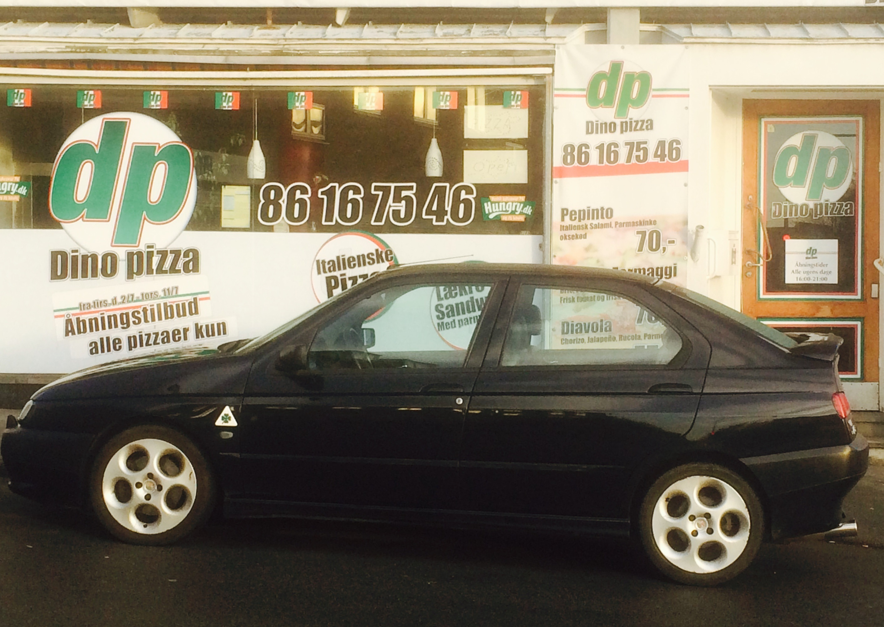 A Photo For Sunday – 1996 Alfa Romeo 146 Ti – Driven To Write