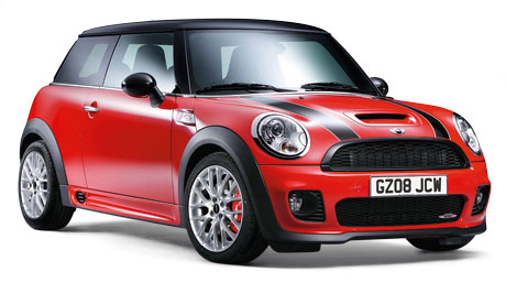 2013 Mini Cooper: again, a much better controlled glass to roof junction at the A-pillar.
