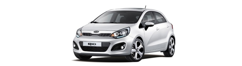 2015 Kia Rio: one of Denmark´s most popular car (20th most popular). It outsold the BMW 3-series anyway.