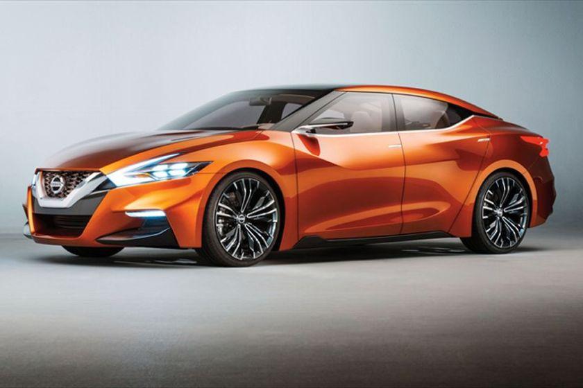 2015 Nissan Sport Sedan concept