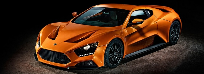 2015 Zenvo ST1: at the Geneva Motor show this year.