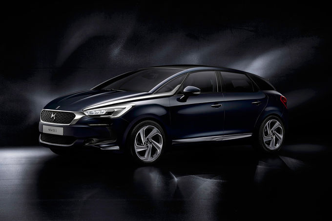 The newly facelifted DS5 - image via Auto-Motor und Sport
