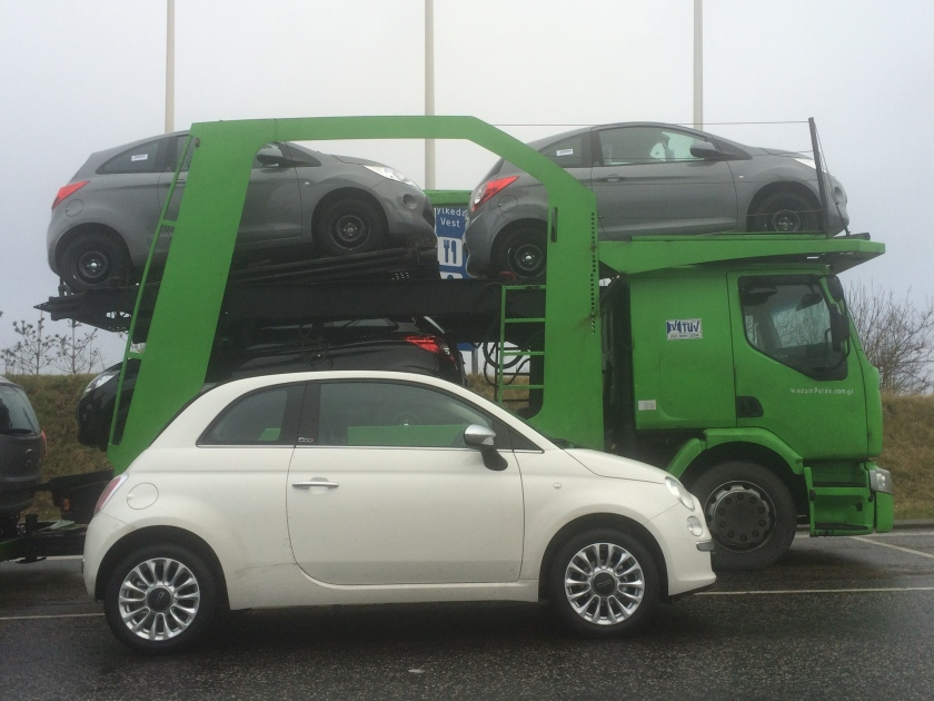 2015 Fiat 500C and some close relatives.