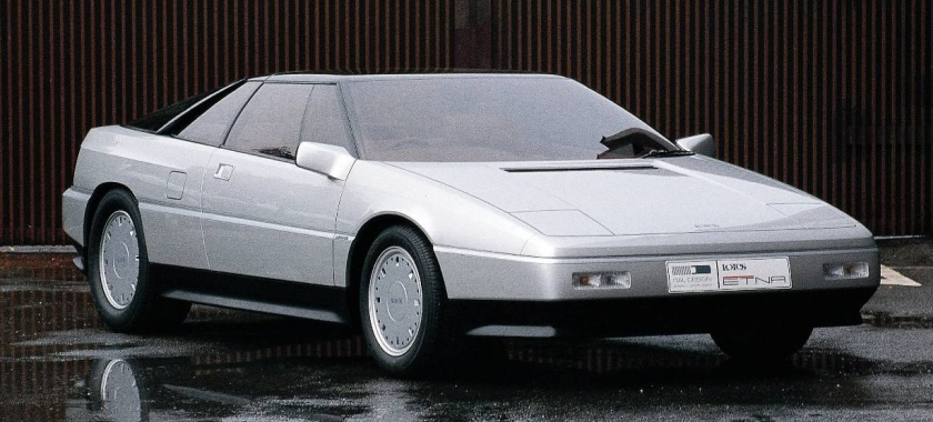 The stillborn Giugiaro-designed Etna - image via Jalopnik