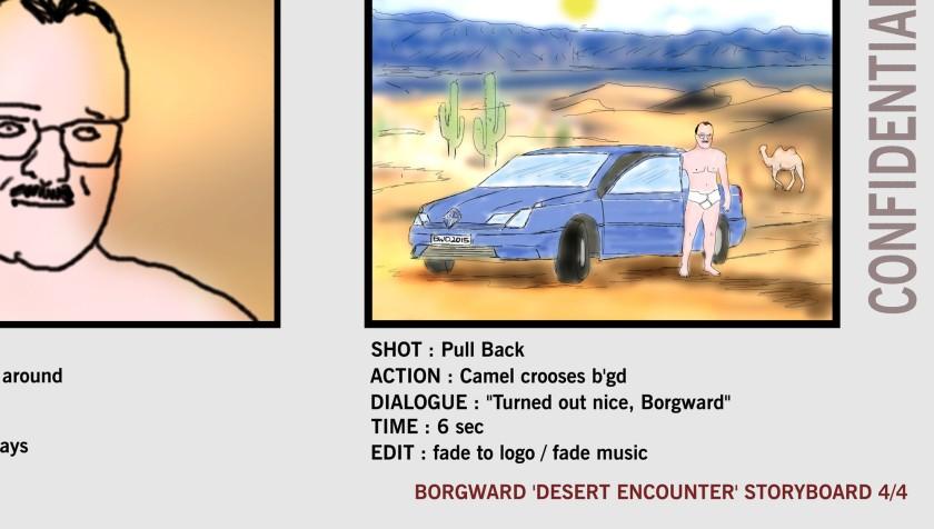 Storyboard B