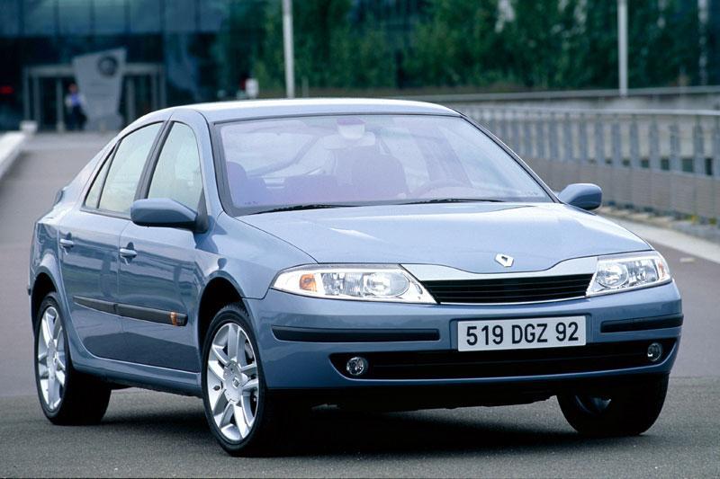 The 2001 Renault Laguna-2 - image via auto-mane